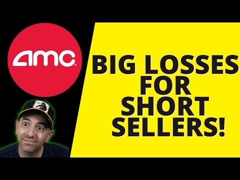 AMC STOCK – SHORT NUMBERS ARE OUT!!! SHORT-SELLER DOWN 30% OMG!