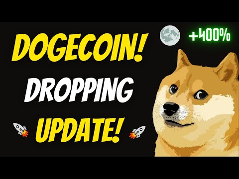 🔥 WHY DOGECOIN IS DROPPING & EVERYTHING ELSE IS RISING! DOGECOIN WILL RECOVER! *PREDICTION & NEWS*