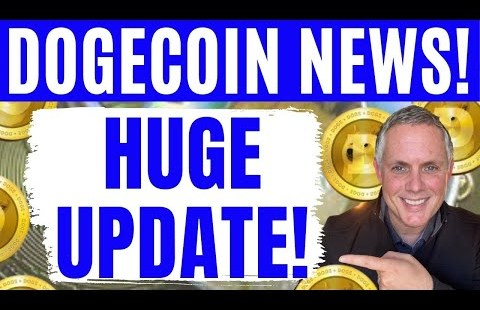 DOGECOIN LATEST UPDATE YOU NEED TO SEE! DOGE IS BEING IMPACTED BY KEY GOVERNMENT REPORT!