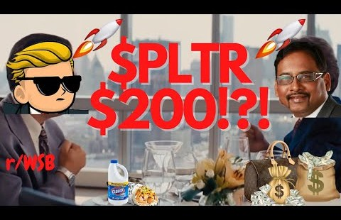 r/wallstreetbets $PLTR going to 200?!?  (WSB Technical Analysis On Palantir Stock)