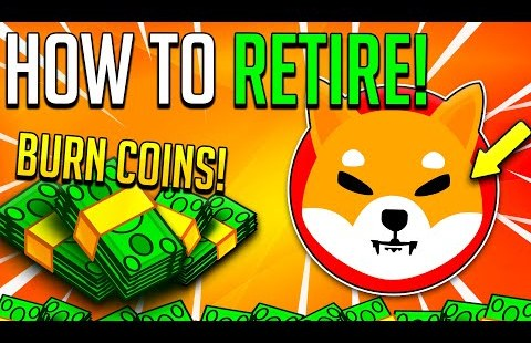 SHIBA INU HOLDERS IT'S OFFICIAL! THIS COIN BURN WILL PUT YOU INTO TOP 1% OF HOLDERS!