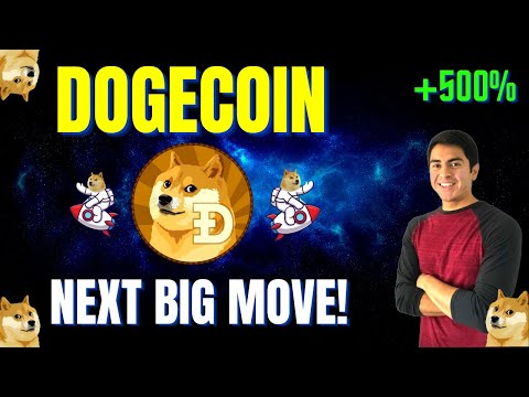 🔥 NEW DOGECOIN UPDATE! DOGECOIN HUGE MOVE COMING! *PREDICTION & GOOD SIGNS*
