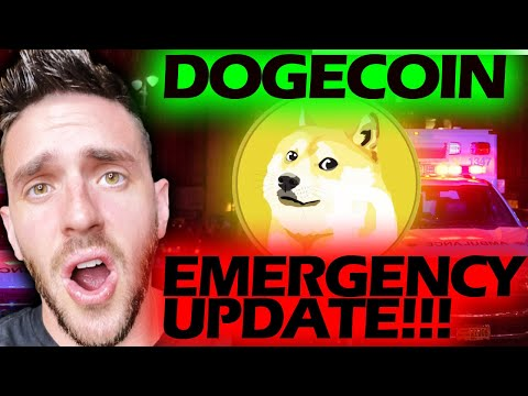 DOGECOIN EMERGENCY UPDATE!!! DONT SELL!!!! #DOGECOIN #DOGE #DOGECOIN