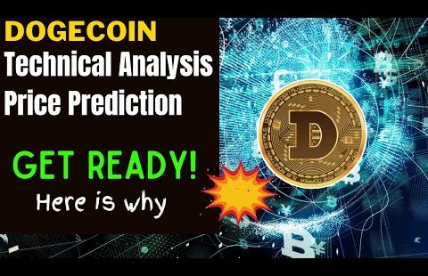 DOGECOIN PRICE ALERT, PREDICTION & ANALYSIS!  WHY DOGE IS GETTING VERY CLOSE TO POP? KEY RESISTANCE