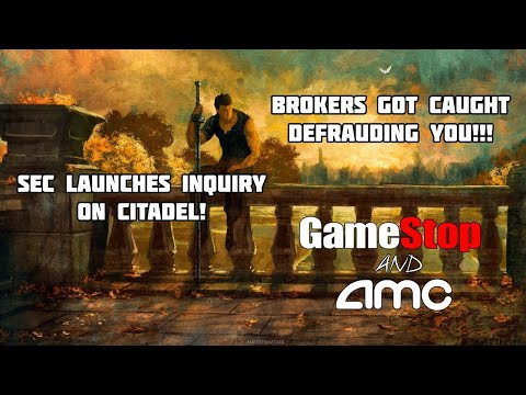 AMC Stock & GME Stock – Brokers Got Caught Defrauding Apes! And Why It Raises The Floor For MOASS