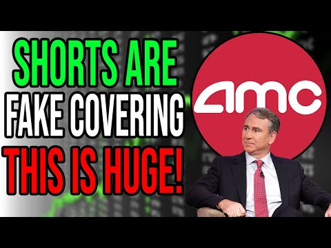 AMC 🚀 Contemporary Leaked Data From Bloomberg! + Citadel In Paunchy Scare Mode! Amc Stock Rapid Squeeze Update