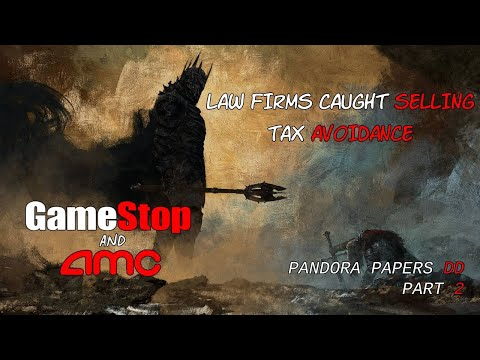 AMC Inventory & GME Inventory – Law Firms Caught Rising Global Brands Selling Tax Avoidance!