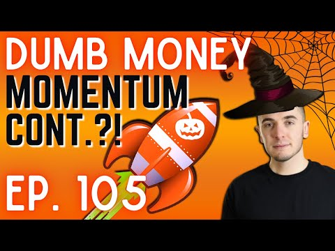 🔴[LIVE Ep. 105] Features are encourage on the menu (Stocks & Crypto) || Silly Money w/ Matt