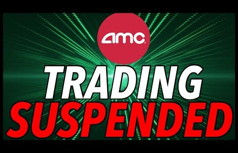 AMC STOCK | TRADING SUSPENDED