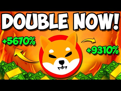 *EMERGENCY* DOUBLE YOUR SHIBA INU TOKENS RIGHT NOW OR YOU WILL REGRET! – EXPLAINED