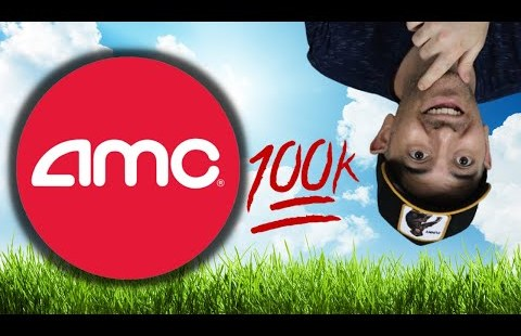 The Freaky Truth About AMC STOCK $100,000
