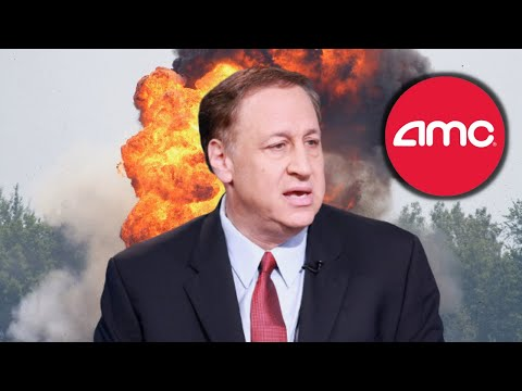 BREAKING NEWS!! AMC CEO DROPPED A BOMBSHELL FOR AMC STOCK!