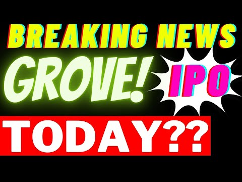 IPO Overview Grove GRVI Stock Going Public June 24