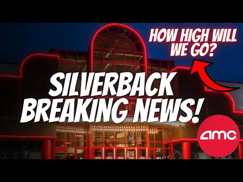 AMC BREAKOUT IS HERE.. HOW HIGH CAN WE GO? – BREAKING NEWS FROM SILVERBACK!