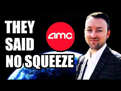 AMC STOCK | THEY SAID NO SQUEEZE