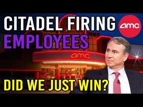 CITADEL FIRING ALL EMPLOYEES – WE WON?! 🔥 – AMC Stock Short Squeeze Replace