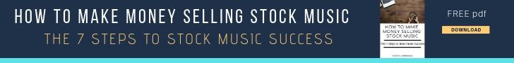 making money selling stock music