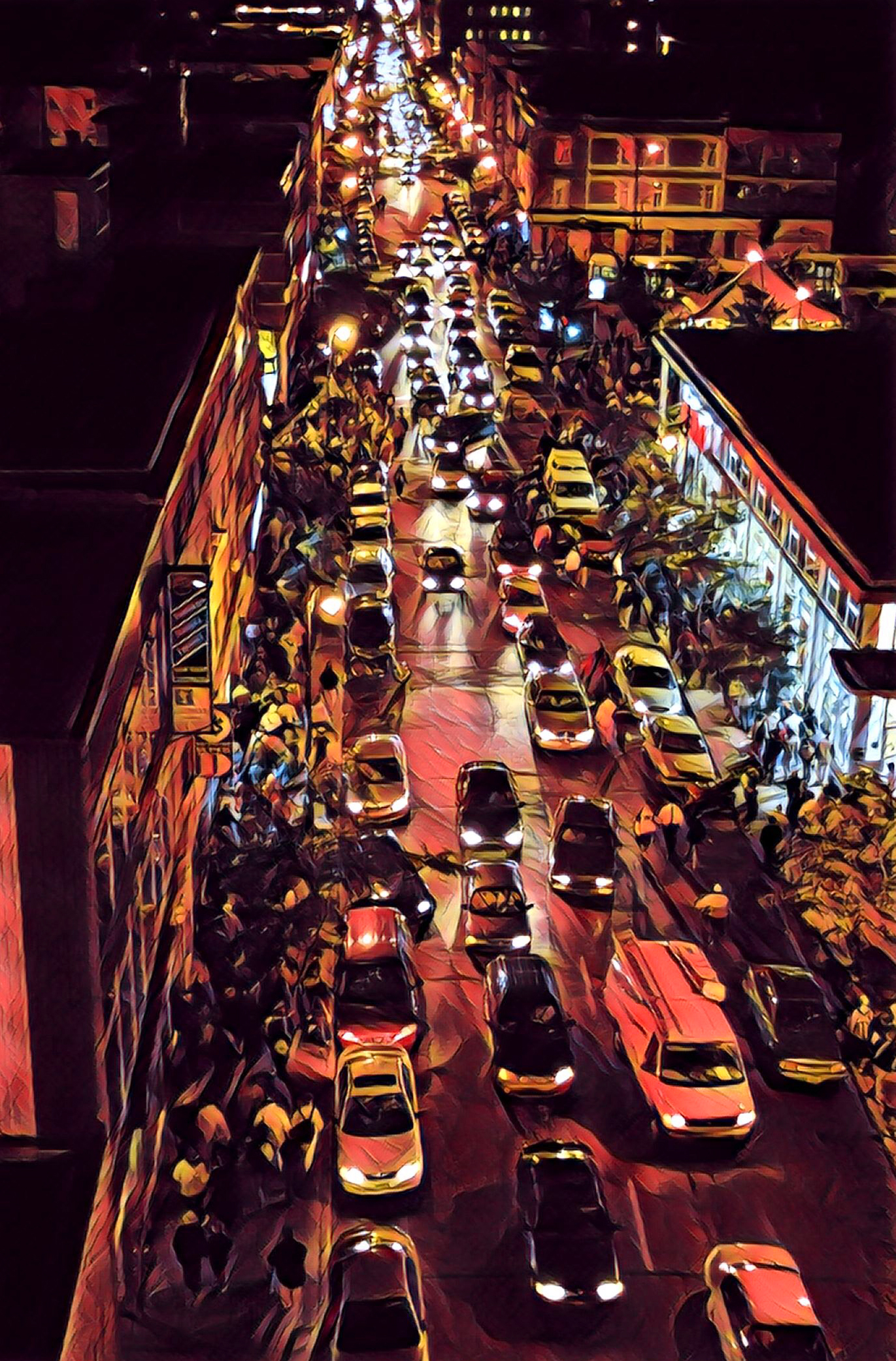 Night Traffic 4