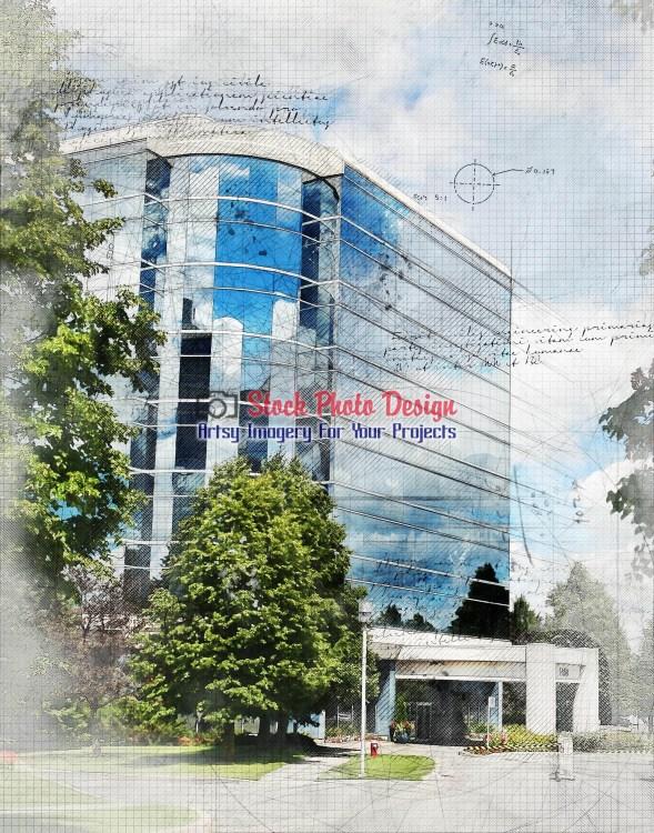 Grunge Corporate Office 1