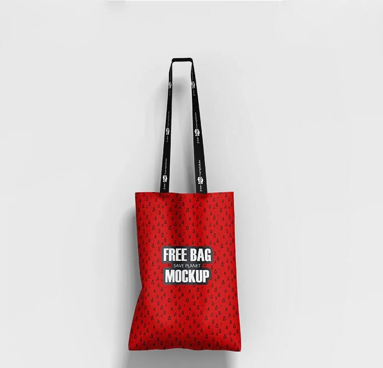 Business promotions can be done in countless ways. Free Tote Bag Mockup Psd Stockpsd
