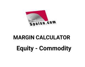 5paisa Margin Calculator Online