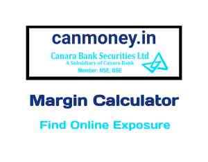 CanMoney Margin Calculator Online in 2019