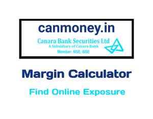 CanMoney Margin Calculator