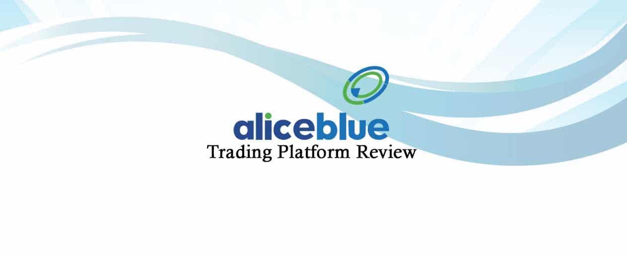 Alice Blue Online Trading Platform