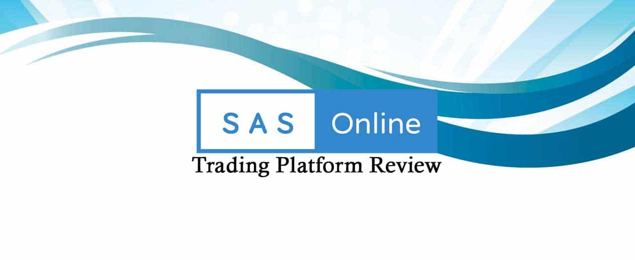 Sas Online Trading platform