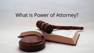 What Is Power Of Attorney? Meaning, Format, How to use