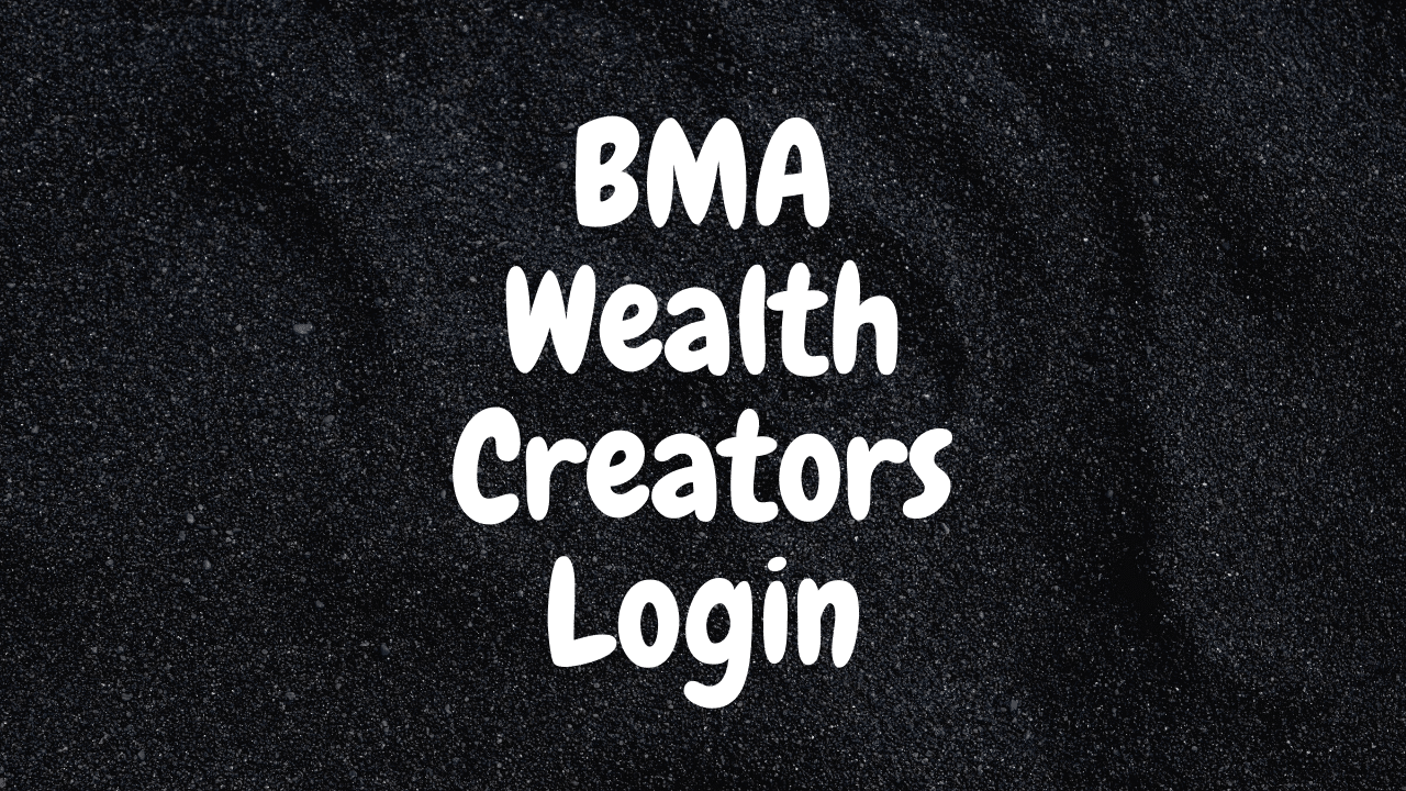 BMA Wealth Creators