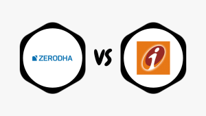 Zerodha Vs ICICI Direct Comparison