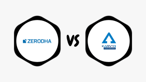 Zerodha Vs Karvy – Compare Best Discount & Full Service Broker