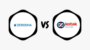 Zerodha Vs Kotak Securities Comparison