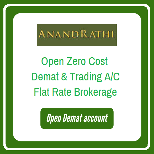 Open Demat Account with Anand Rathi
