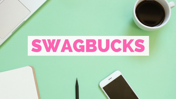 SWAGBUCKS. Cover Photo