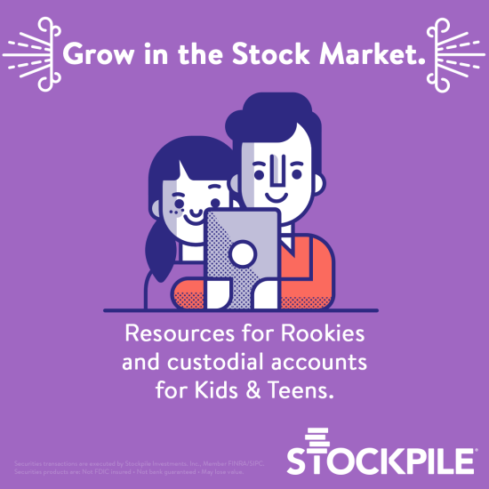 Invest with Stockpile