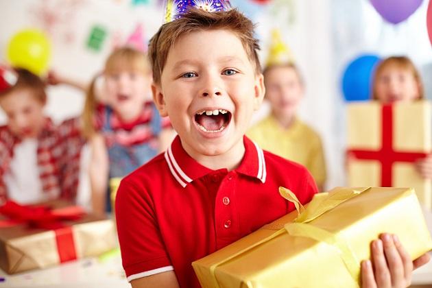 Teach Kids Investing Birthday
