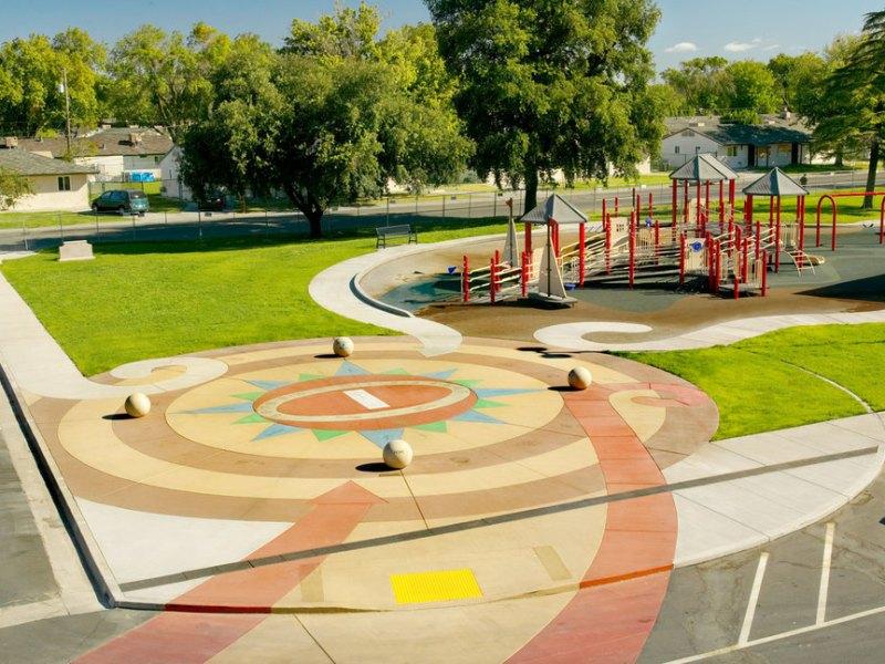 Van Buskirk Park