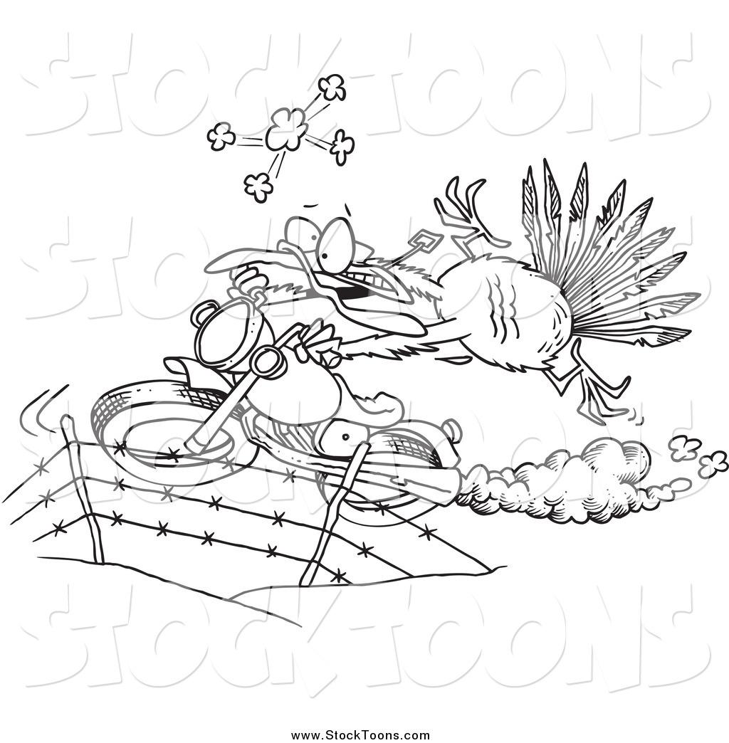 Royalty Free Color Page Stock Cartoon Designs
