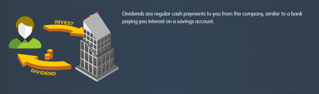 dividend description
