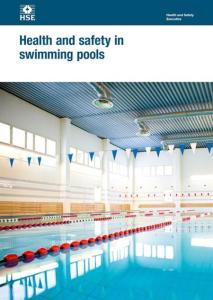 HSG179 Managing Health and Safety in Swimming Pools