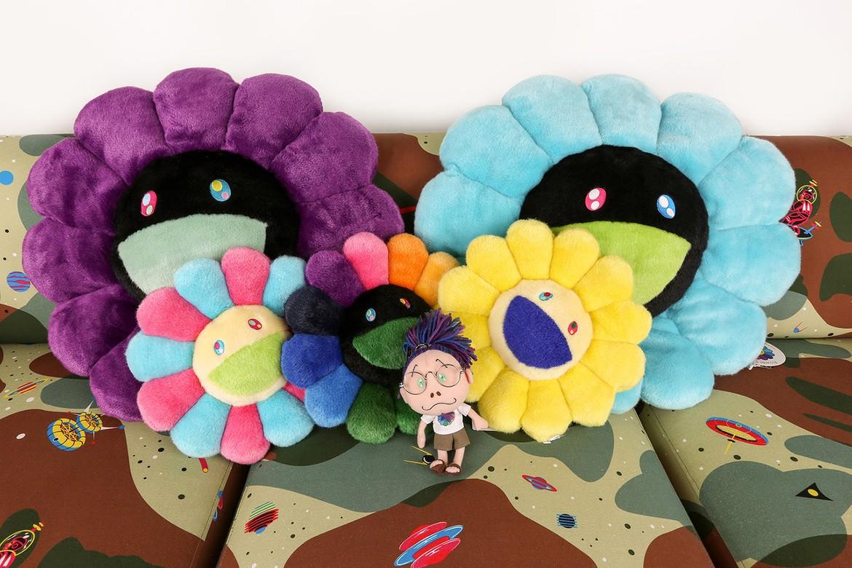 the top 5 takashi murakami flower