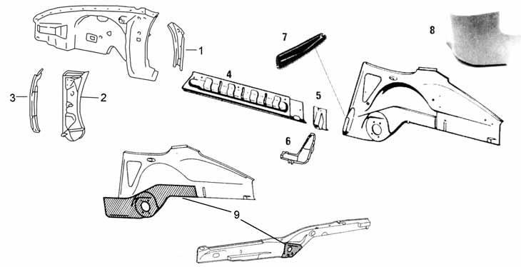 1973 Porsche 914 Fuse Box. Porsche. Auto Wiring Diagram