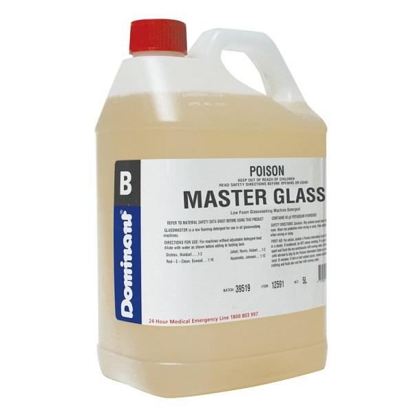 DOMINANT Master Glass Dishwashing Detergent