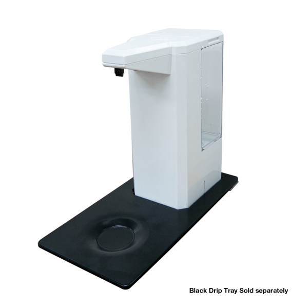 Drip Tray Desktop Automatic Hand Sanitiser Dispenser - 500mL