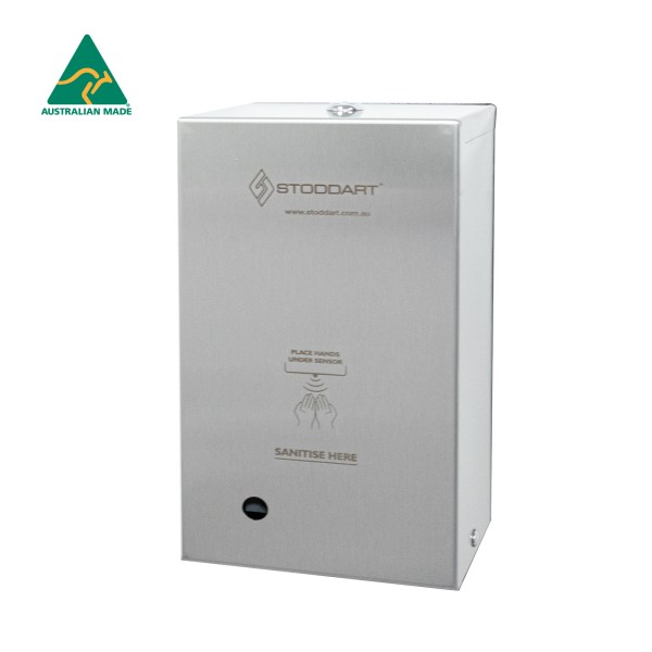 Automatic Hand Sanitiser Dispenser with Lockable Cabinet