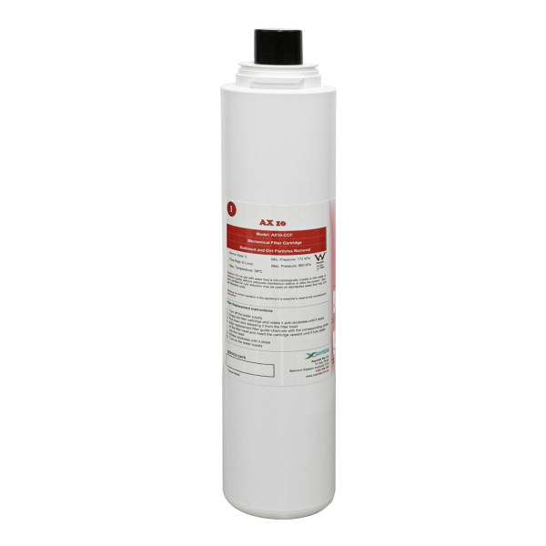Xsential AX10-CCF Sediment & Dirt Particle Removal Cartridge