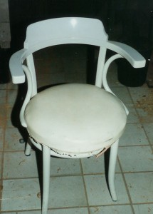 stoel 3 voor