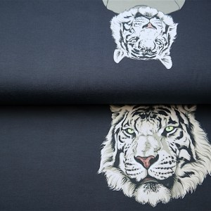 Stenzo Jersey Stoff Tiger 2